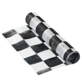 112476 Talking Tables Bordslöpare Formel Ett - Party Racer