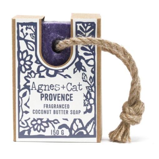 112489-2 Agnes+Cat Vegansk Reptvål Provence