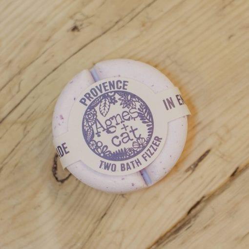 112495-2 Agnes+Cat Vegansk Bad Fizzer Provence