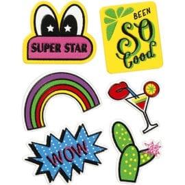 112516 Soft Stickers Super Star 1 Ark