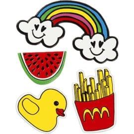 112517 Soft Stickers Summer Fun 1 Ark