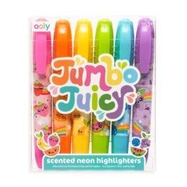 112540-2 OOLY Luktpennor Jumbo Juicy Scented Neon Highlighters