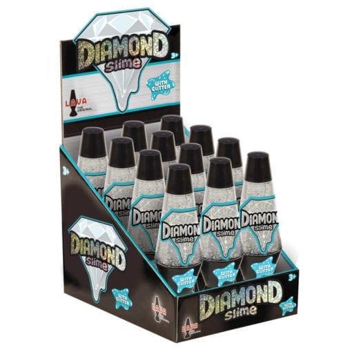 112549-2 Schylling Lava Diamond Slime
