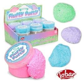 112553-7 Tobar Fluffy Slime Med Styrolitkulor