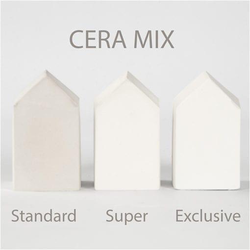 112600-1 Modellgips Cera Mix Gjutmassa Ljusgrå Standard 1 kg