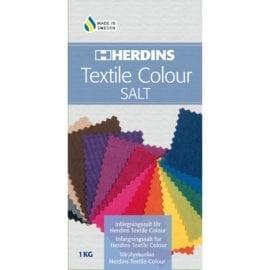 112626 Herdins Textile Colour Salt 1 kg