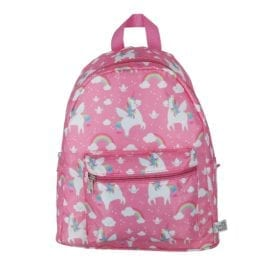 112636-1 Sass & Belle Ryggsäck Rainbow Unicorn Backpack