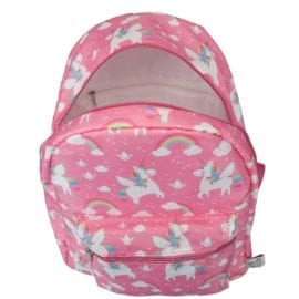 112636-2 Sass & Belle Ryggsäck Rainbow Unicorn Backpack