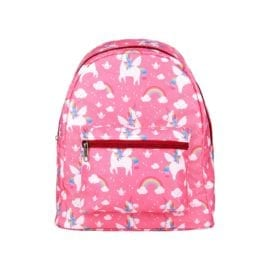 112636 Sass & Belle Ryggsäck Rainbow Unicorn Backpack