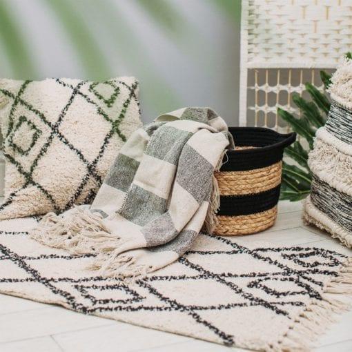 112641-1 Sass & Belle Matta Berber Style - Scandi Boho