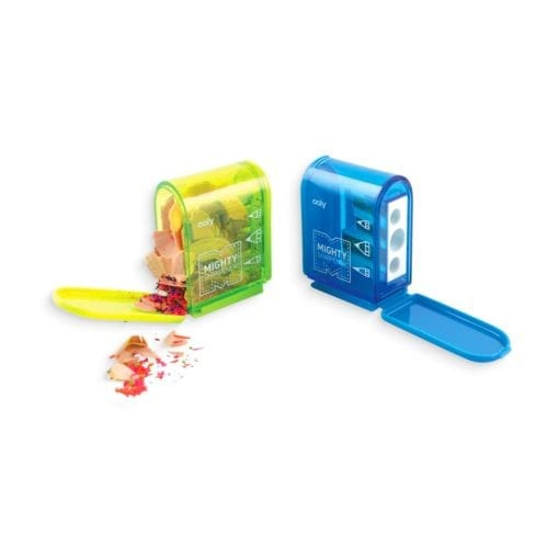 112644-15 OOLY Trippel Pennvässare Mighty Pencil Sharpener