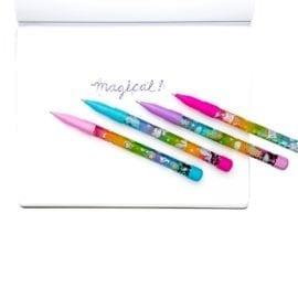 112645 OOLY Kulspetspenna Rainbow Glitter Wand Pen