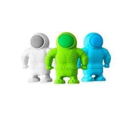 112652-3 OOLY Suddgummi Astronaut Erasers Set om 3