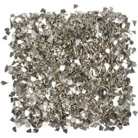 112683-1 Glitter Flakes Silver 1-3 mm 30 g