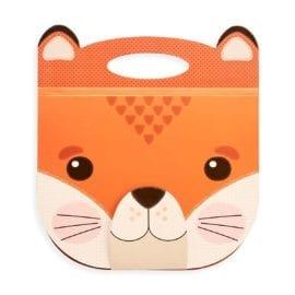 112688-1 OOLY Ritblock Carry Along Sketchbook Fox