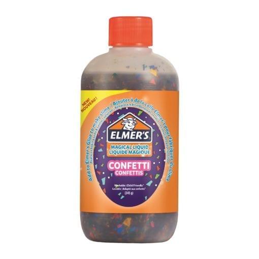 112691 Elmer's Confetti Aktivator 255 ml Till PVA Lim För Slime