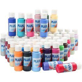 112275 Plus Color Akrylfärg Matt 60 ml