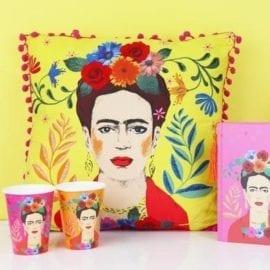 112735-1 Talking Tables Prydnadskudde Frida Kahlo™ Cushion