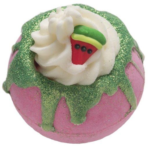 112753 Bomb Cosmetics Badbomb Bath Blaster One in a Melon