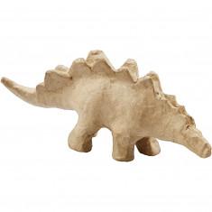 112770-5 Papier-Maché Dinosaurie Stegosaurus