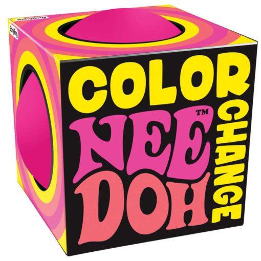 112771-4 Schylling Stressboll Nee-Doh Colour Change
