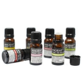 112776 Ancient Wisdom Eteriska Oljor för DIY & Aromaterapi 10 ml