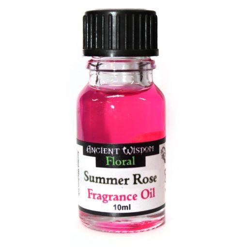 111712-36 10ml Summer Rose Fragrance Oil