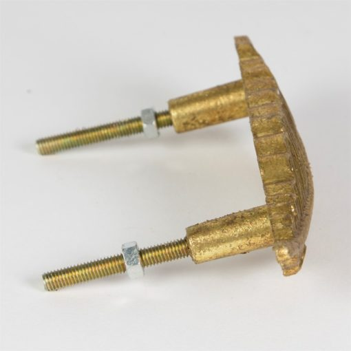 112797-1 Sass & Belle Knopp Golden Feather Vintage Knob