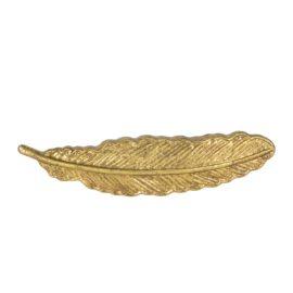 112797 Sass & Belle Knopp Golden Feather Vintage Knob