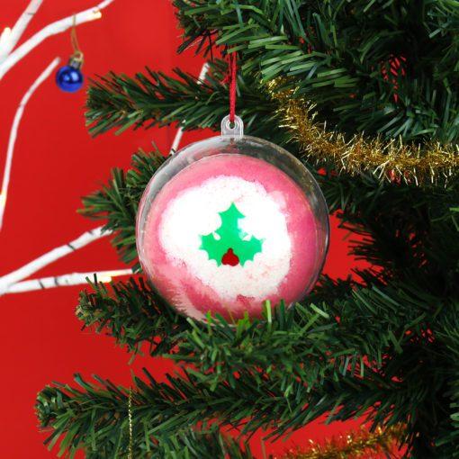 112890 Gift Republic Badbomb Julgranskula Glögg Med Doft Av Kanel & Apelsin1