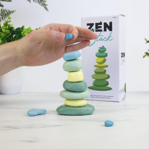 112892 Gift Republic Stapla Stenar Meditation Zen Stack1