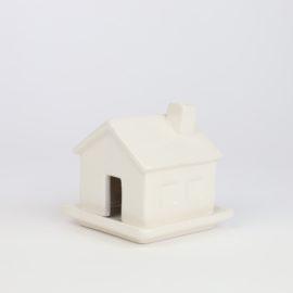 112894-2 Gift Republic Rökelsebrännare Incense House inkl. Rökelsekoner i Sandelträ1