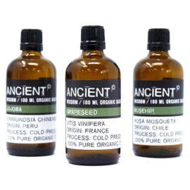 112902-1 Ancient Wisdom Basoljor för DIY & Aromaterapi 100 ml