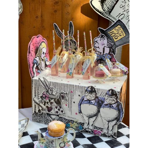 112908-1 Talking Tables Buffébord - Truly Alice