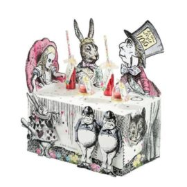 112908 Talking Tables Buffébord - Truly Alice