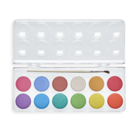 112975-1 OOLY Vattenfärg Pärlemor Chroma Blends Watercolor Paint Set - Pearlescent