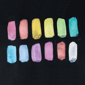 112975-3 OOLY Vattenfärg Pärlemor Chroma Blends Watercolor Paint Set - Pearlescent