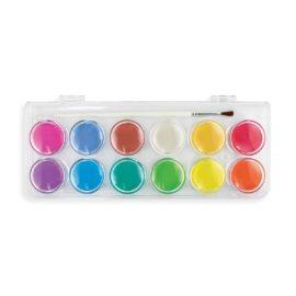 112975-4 OOLY Vattenfärg Pärlemor Chroma Blends Watercolor Paint Set - Pearlescent