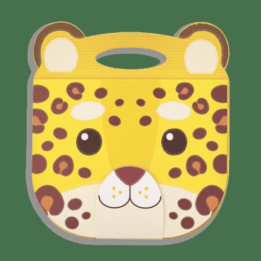 112978 OOLY Ritblock Carry Along Sketchbook Leopard