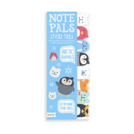 112986 OOLY Indexflikar Note Pals Sticky Tabs - Arctic Animals