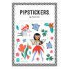 113046 PipStickers Twinkling Fairies med Skimrande Silverfolieaccenter