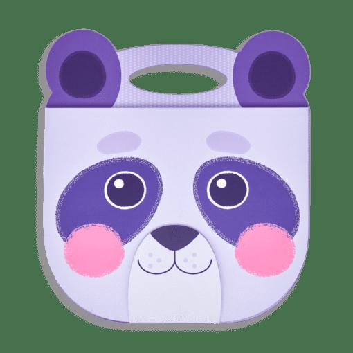 113082-1 OOLY Ritblock Carry Along Sketchbook Panda