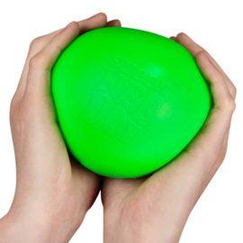 113086-1 Schylling Super-sized Stressboll Neon Nee-Doh The Groovy Glob dia 11 cm