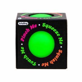 113086-10 Schylling Super-sized Stressboll Neon Nee-Doh The Groovy Glob dia 11 cm