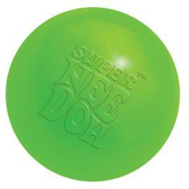 113086-2 Schylling Super-sized Stressboll Neon Nee-Doh The Groovy Glob dia 11 cm