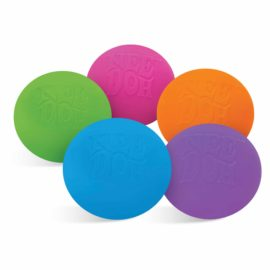 113086-8 Schylling Super-sized Stressboll Neon Nee-Doh The Groovy Glob dia 11 cm