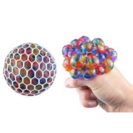 113134 Stressboll Water Beads Mesh Ball