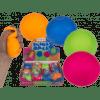 113136-1 Stressboll Slime Neon