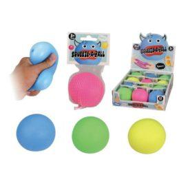 113136 Stressboll Squeeze Neon Ball