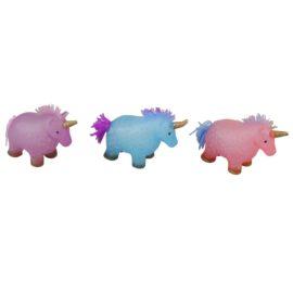 113138 Stressboll Squeeze Unicorn